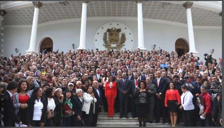 Asamblea Constituyente Venezuela