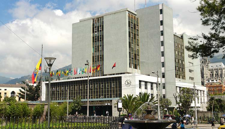 BCE, Ministerio de Finanzas, Ecuador, Economía,