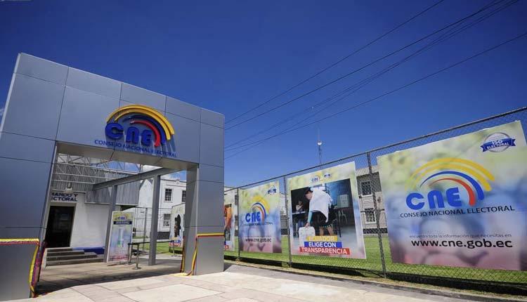 CNE, Ecuador, Elecciones, Consulta Popular,