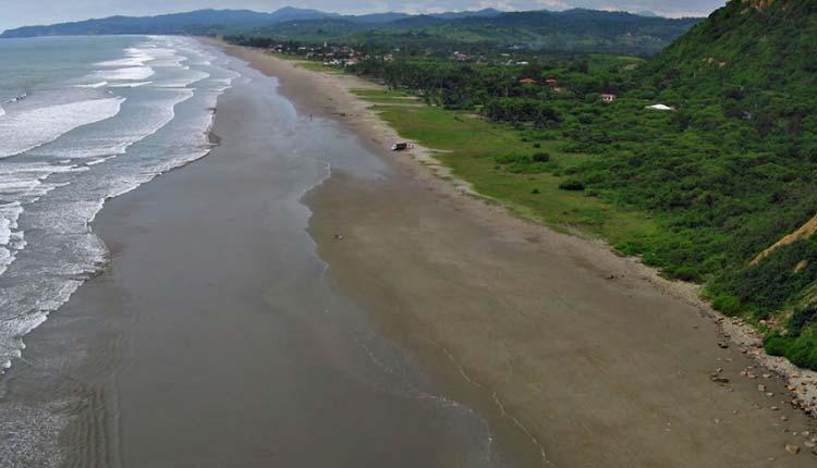 Costas Ecuador, Ecuador, Alerta de Tsunami,