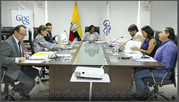 Consejo de Participación Ciudadana y Control Social (CPCCS)