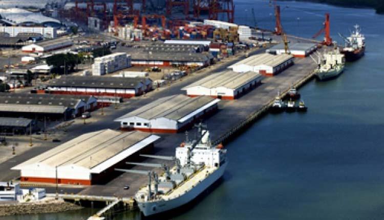 Guayaquil Ecuador, Desarrollo Portuario,