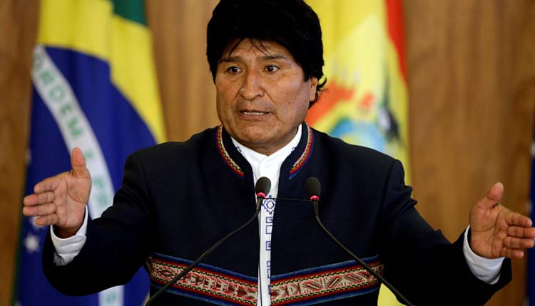 Evo Morales, Mundo, Bolivia,