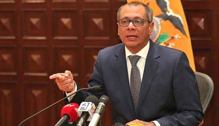 Jorge Glas, Política, Vicepresidencia,