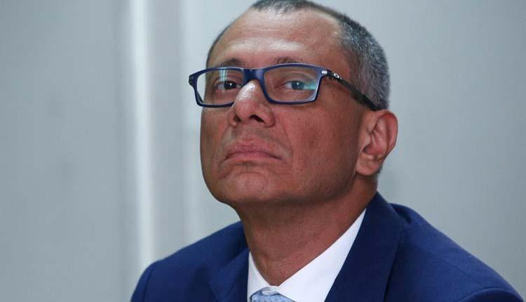 Jorge Glas, Judicial,