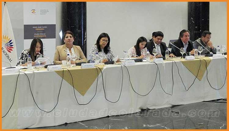 La Comisión de Fiscalización inició la sesión para continuar el proceso de juicio político contra el exvicepresidente Jorge Glas.