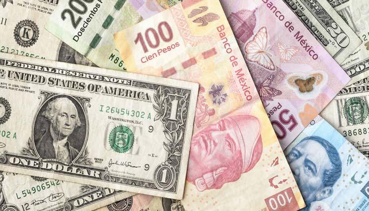 Economía, Moneda Mexicana, Dolar,