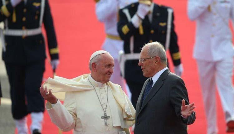 Papa Francisco, Peru, Pedro Pablo Kuczynski,