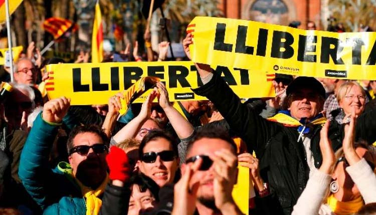Parlamento Catalán, Partidos Independentistas,