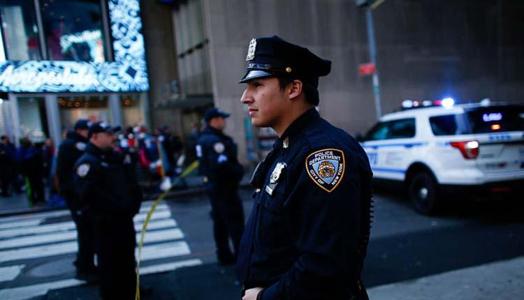 Policía, New York, Asesinato,