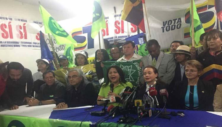 Sede Alianza País, Bloque Morenista,