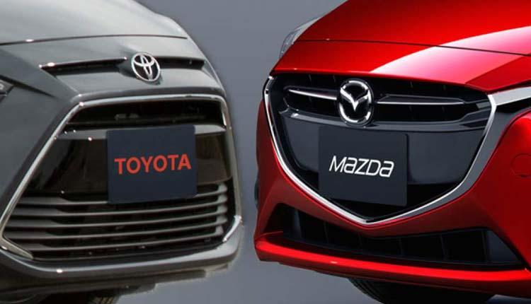 Toyota, Mazda, Economía,