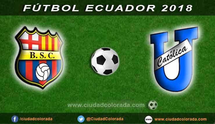 Barcelona vs U. Católica