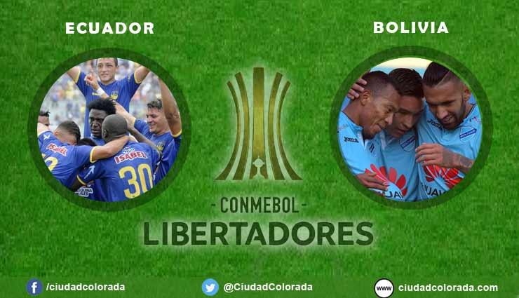 Delfín vs Bolívar EN VIVO en Manta por Copa Libertadores