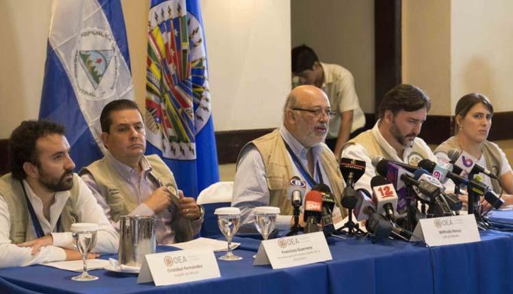 OEA, Consulta Popular, Informe, Ecuador,