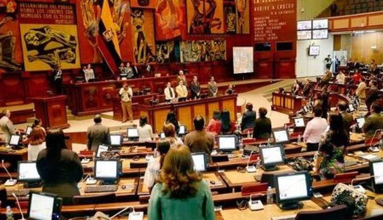 Politica, Asamblea Nacional, Ecuador,