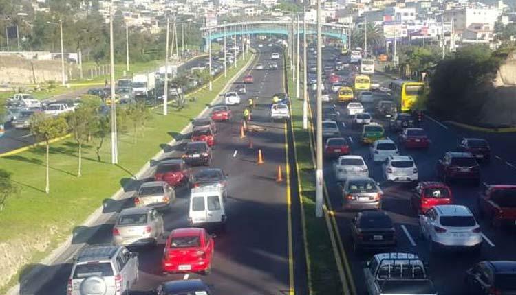 Quito, Autopista, Alcalde Quito,