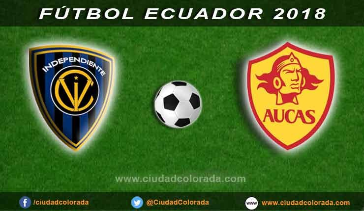 Independiente del Valle vs Aucas EN VIVO