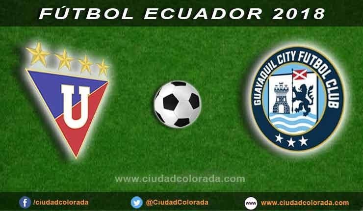 Liga de Quito vs Guayaquil City