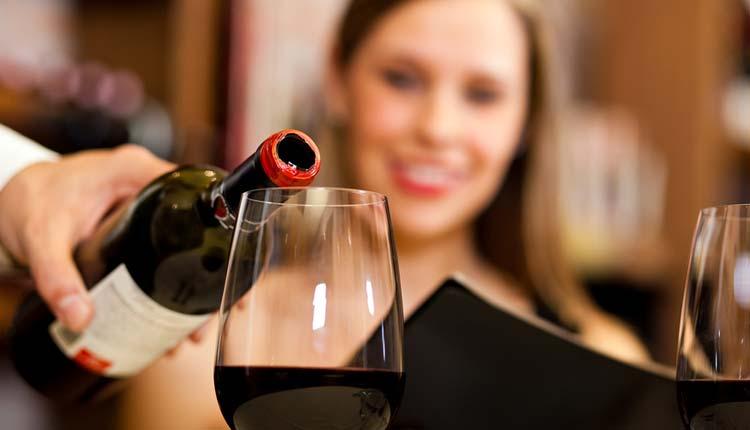 Copas de Vino, Salud, Cerebro,