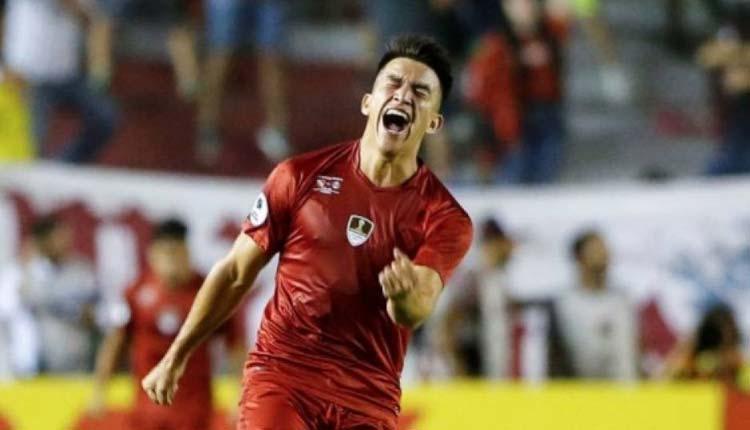 Fernando Gaibor, Gremio, Independiente de Santa Fe, Copa Sudamericana,