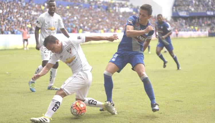 Futbol, Campeonato Ecuatoriano, Judicial,