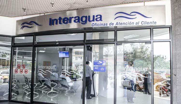 Interagua informa suspensión de agua en los sectores del norte y sur de Guayaquil