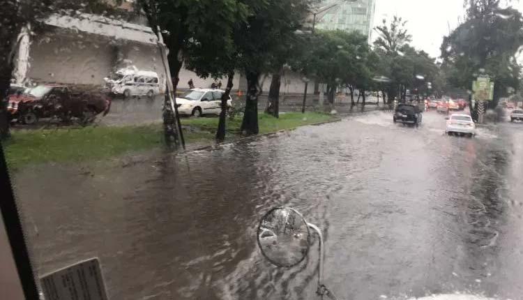 Lluvias, Santo Domingo,
