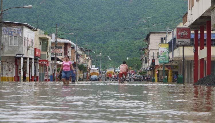 Manabi, Inundaciones, Ecuador,