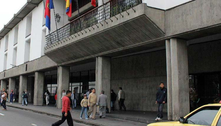 Municipio, Quito, Mauricio Rodas,