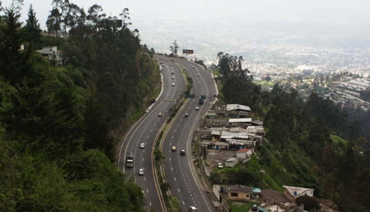 Quito, Obras Viales, Mauricio Rodas,