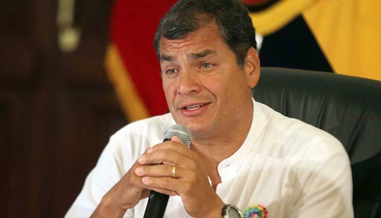 Rafael Correa, Unasur, Mundo,