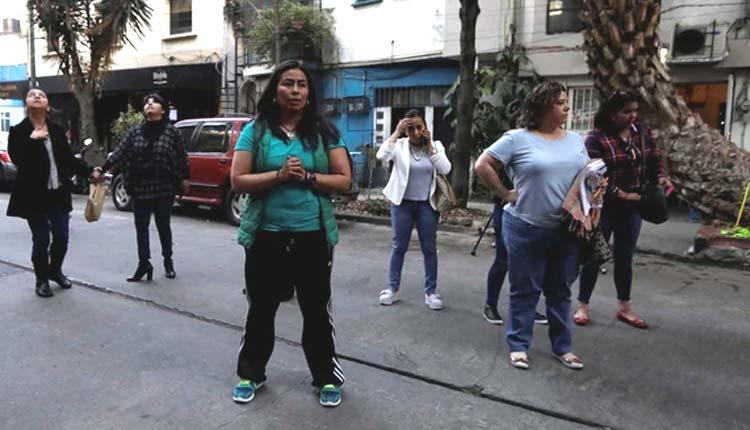 Temblor, Mexico, Terremoto, Mundo,