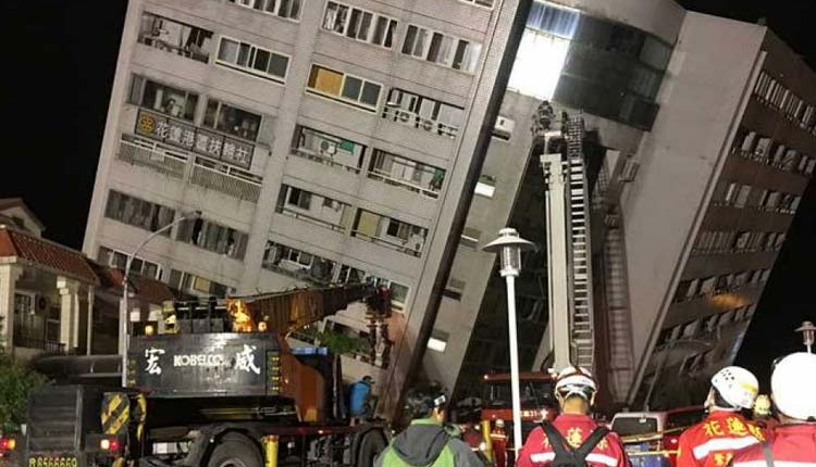 Terremoto, Taiwan, Mundo,