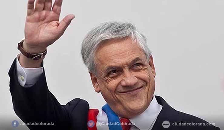 Piñera es investido por segunda vez presidente de Chile