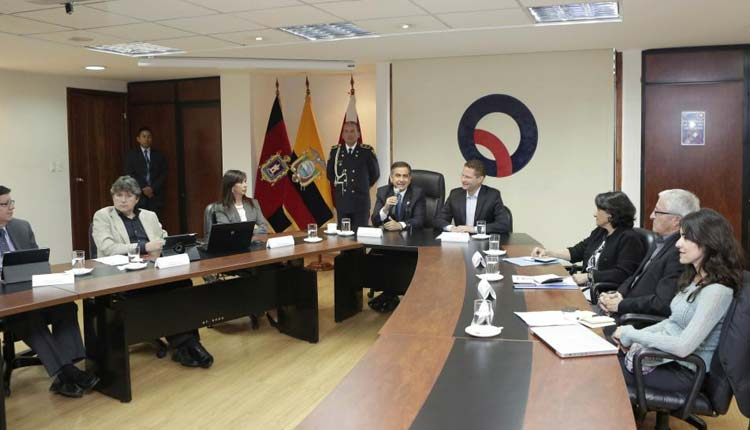 Alcalde, Quito, Mauricio Rodas,