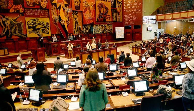 Asamblea Nacional, Ley de Plusvalía,