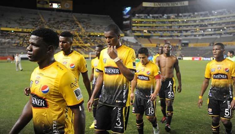 Barcelona, General Diaz, Copa Sudamericana,