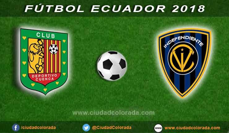 Cuenca, Independiente, Fútbol, Campeonato Ecuatoriano de Fútbol,