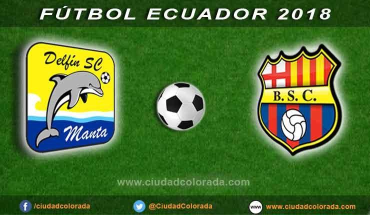 Delfín, Barcelona, Fútbol, Campeonato Ecuatoriano,