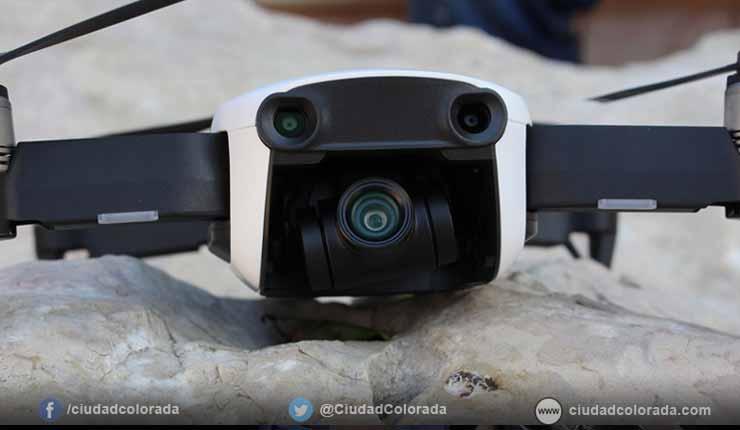 Samsung trabaja en un Dron que se maneja con los ojos