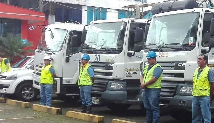epmapasd, Santo Domingo,