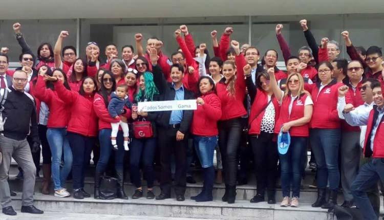 Gamavision, Judicial, Ecuador,