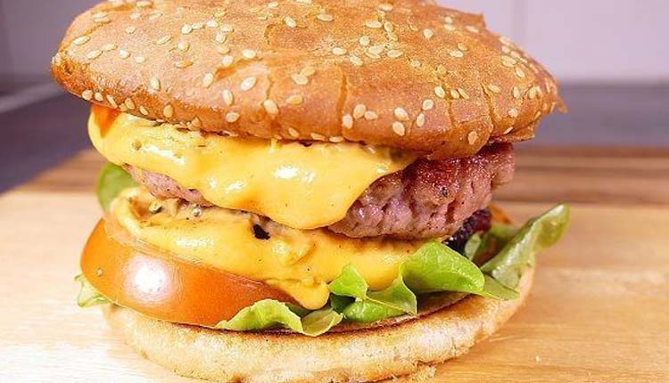 Hamburguesa, Comer Sano, Vida y Estilo,