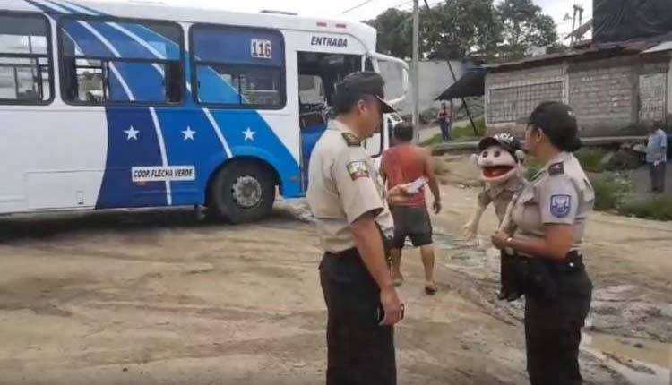 Policía nacional, Seguridad, Guayaquil,