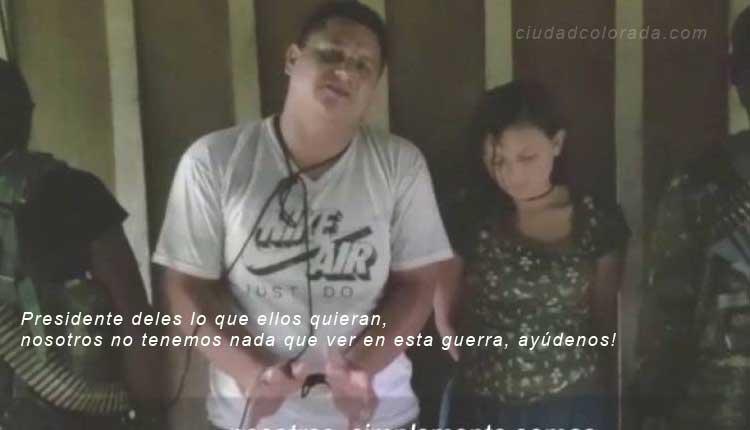 """Secuestrados por """"Guacho"""" - """"Presidente deles todo lo que pidan, no queremos morir"""""""