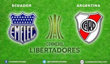 Emelec vs River Plate