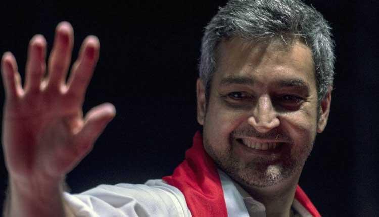 Paraguay, Política, Mario Abdo Benítez,