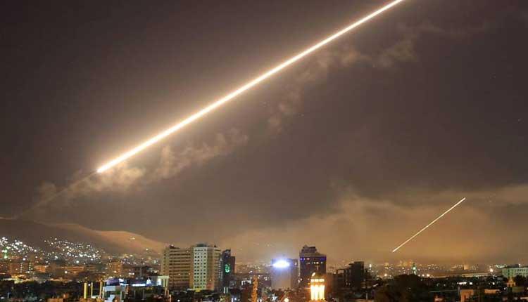 Ataque Siria, Estados Unidos, Francia, Reino Unido,