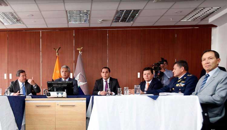 Autoridades, Ecuador, Lenin Moreno,